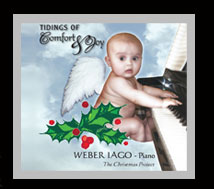 "Weber Iago: ""Tidings of Comfort and Joy"""