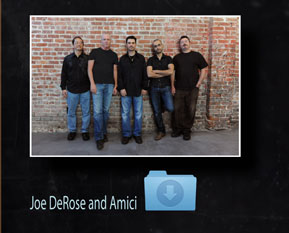 PR Photos - Joe DeRose and Amici